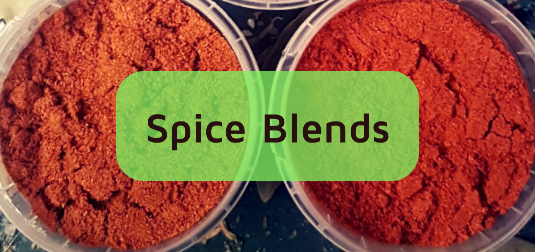 Nature Kitchen Spice Blends home page CTA